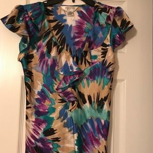 Beautiful Allison Taylor NWT blouse size S